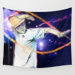 Cosmic Dancer Wall Tapestry
