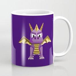 Spyro vector character fanart Coffee Mug