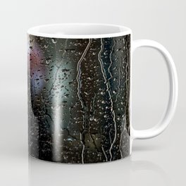 Behind the glass Coffee Mug