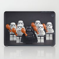 thanksgiving iPad Cases featuring Happy Thanksgiving by InkBlot