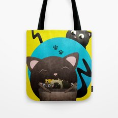 Mommacat Tote Bag
