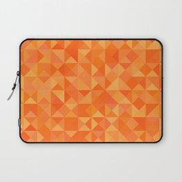 Orange Bulk Laptop Sleeve