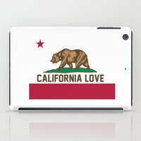 2pac iPad Cases featuring California Love by Poppo Inc.