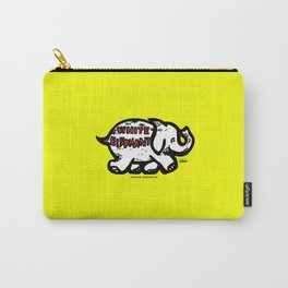 The White Elephant, Spokane, WA Carry-All Pouch