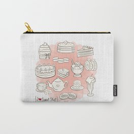I {❤} SWEET STUFF Carry-All Pouch