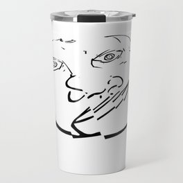 Dizzy Travel Mug