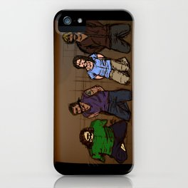 the trading deadline iPhone Case