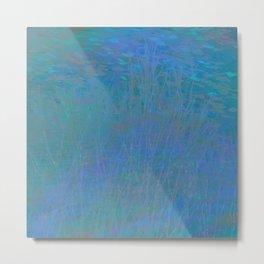 Fish Pond Metal Print