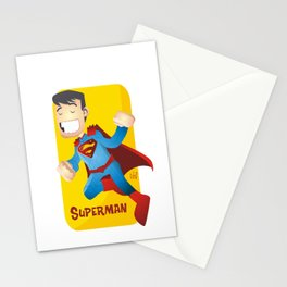 The Vector of Steel Stationery Cards