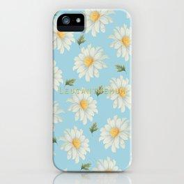 Leucanthemum iPhone Case