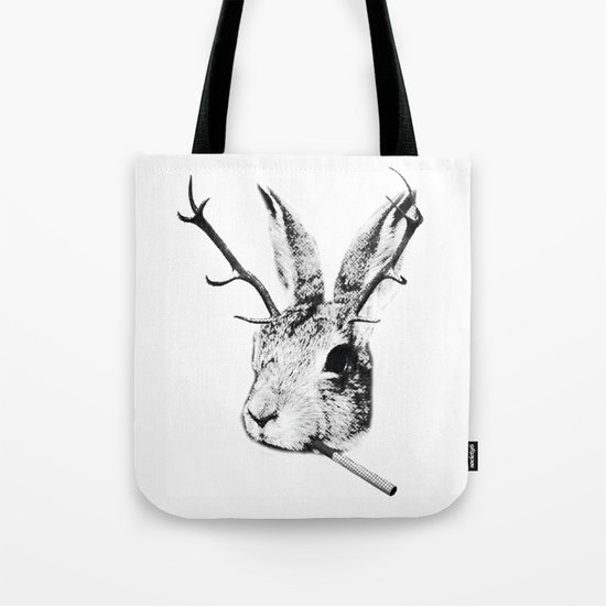 Sargeant Slaughtered Tote Bag
