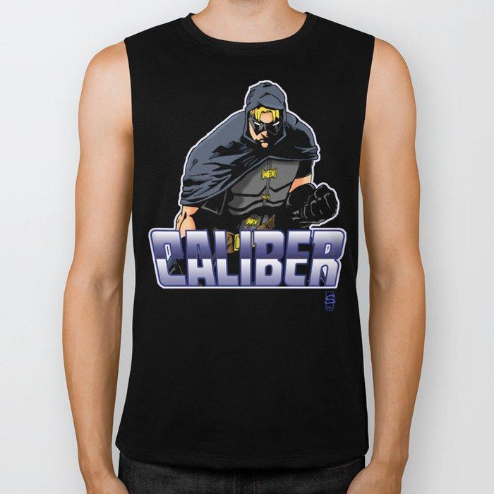 CALIBER Title Images Biker Tank