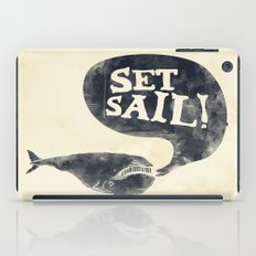 Set Sail! iPad Case