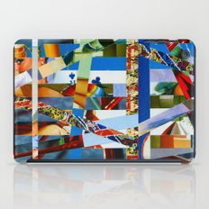 Michael (stripes 9) iPad Case
