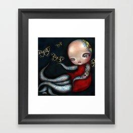 JINXI Framed Art Print
