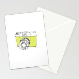 Diana F+ Glow - Plastic Analogue Camera Stationery Cards