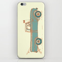 Get Lost #2 iPhone Skin
