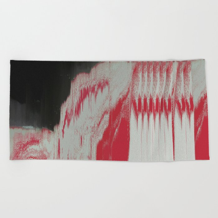 rdcrk Beach Towel