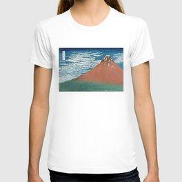 Fine Wind, Clear Weather (Gaifū kaisei) T-shirt