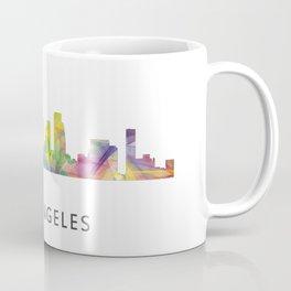 Los Angeles, California Skyline WB1 Coffee Mug