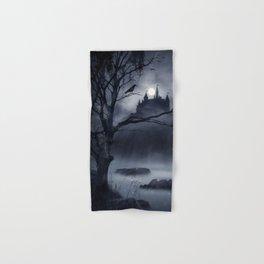 Gothic Night Fantasy Hand & Bath Towel