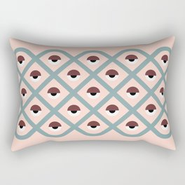 dreams and prophecy Rectangular Pillow