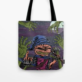The Witching hour Tote Bag
