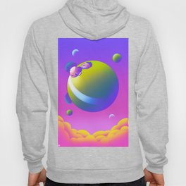 King Kai's Planet Hoody