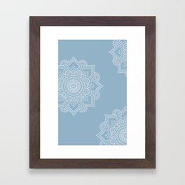 Namaste Framed Art Print