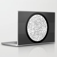 mirror Laptop & iPad Skins featuring Mirror by 5wingerone