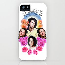 Saint Keanu iPhone Case