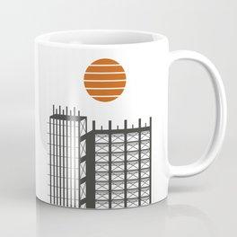 City in construction Coffee Mug