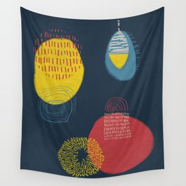 Colour and pattern - Abstract 1 Wall Tapestry