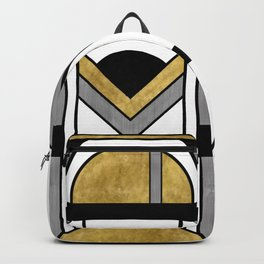 Up and Away - Art Deco Spaceman Backpack