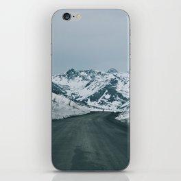 Denali Drives iPhone Skin