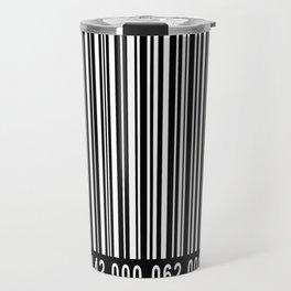 Barcode Inverse Travel Mug