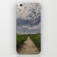 boardwalk empire iPhone & iPod Skins featuring Boardwalk by Reimerpics