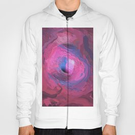 Abstract Mandala 136 Hoody
