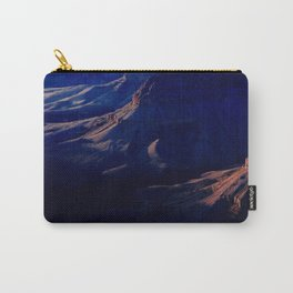 Grand Canyon Subtle Evening Light Carry-All Pouch