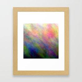 Cotton Fields at Dawn Framed Art Print