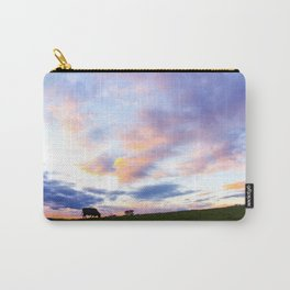 Sonoma County Sunset Carry-All Pouch