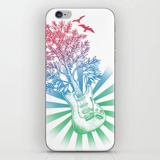 Let It Grow iPhone & iPod Skin