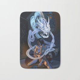 Protected—Dragon Spirit Bath Mat