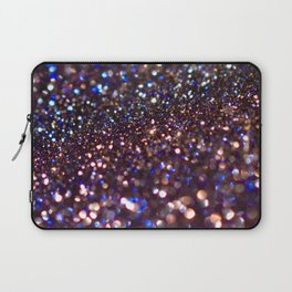 Blue Goldstone Laptop Sleeve