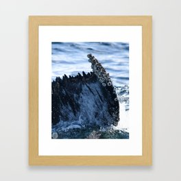 Hitchhikers Framed Art Print