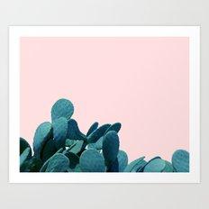 Kaktos #society6 #decor #buyart Art Print