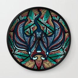 Mantra Ray Wall Clock