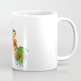 Flock of Felons Coffee Mug