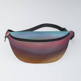 C for Colorful Fanny Pack