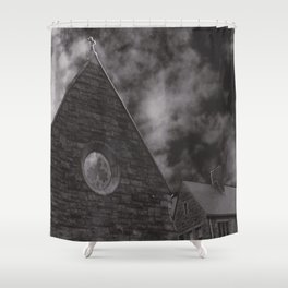 St. Mary's Cathedral, Fall River, MA Shower Curtain